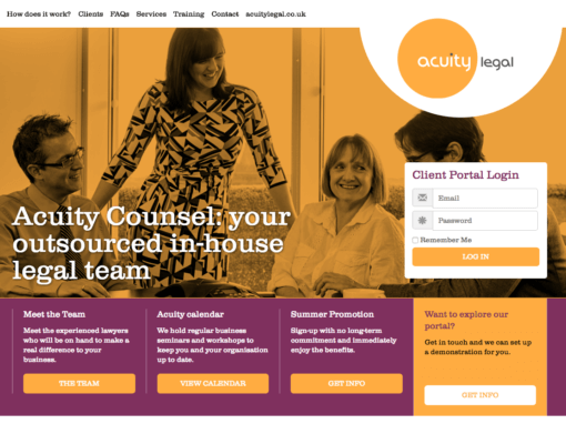Acuity Counsel