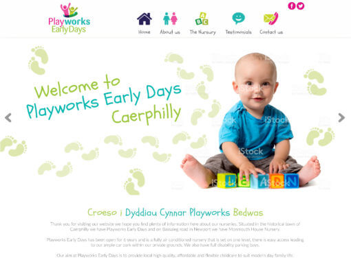 Playworks Early Days